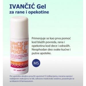 Ivančić gel za rane i opekotine