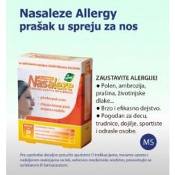 Nasaleze Allergy prašak u spreju za nos